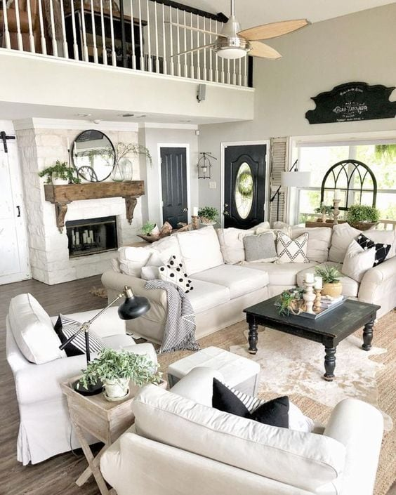 Living Room Inspiration Ideas For A Sectional Couch Swankyden Com