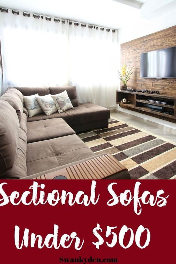Best Sectional Sofas Under 500