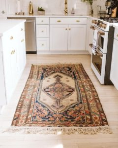 Large Area Rug Kitchen Rug Pad