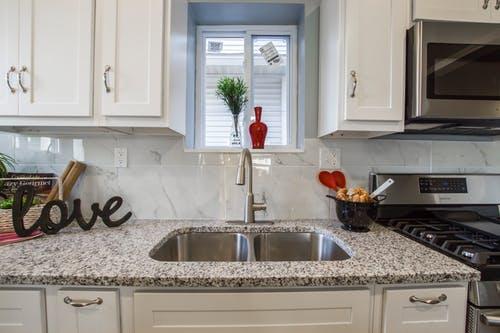 Standard Undermount kitchen sink size