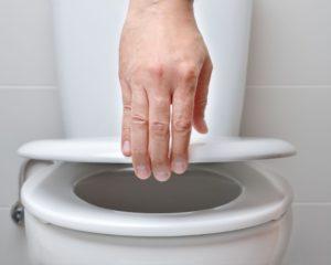 White Toilet Seat For Heavy Person