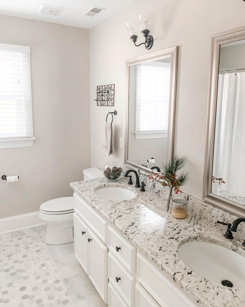 bathroom cabinet ideas white vanity cream vanity marble countertop.jpg