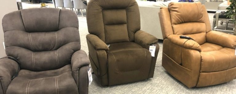 best reclining leather sofa brands inside of furniture store